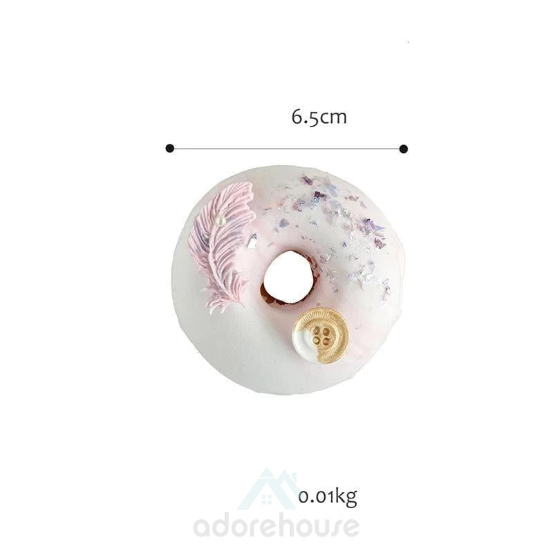 Simulation Ice Cream Donut Toy Window Decoration Dessert Home Soft Furnishings-Crafts & Ornaments-Adorehouse.com