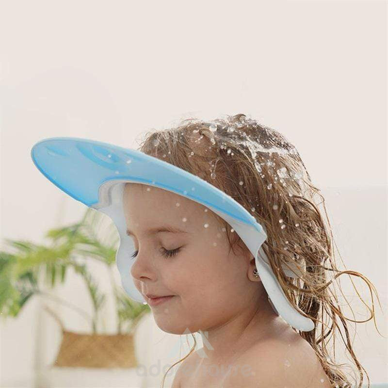 Cute Adjustable Infant Shower Cap-Toilet Accessories-Adorehouse.com