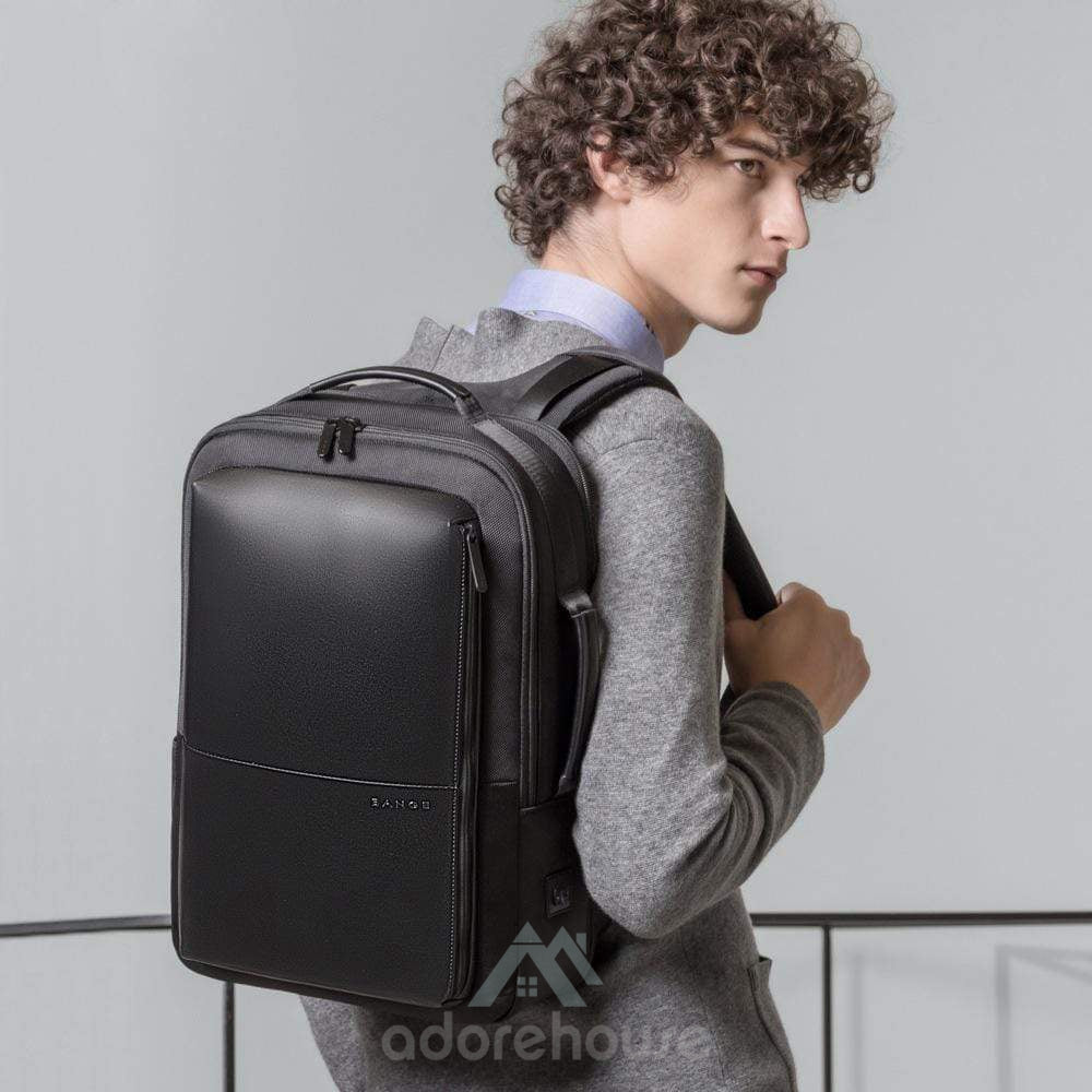 School Fashion Anti-theft Laptop Travel Backpack Bag-Backpacks-Adorehouse.com