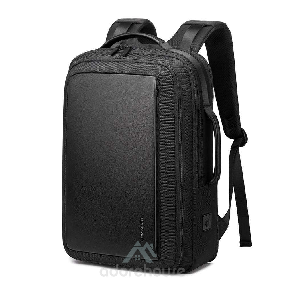 Laptop USB Recharging Multi-layer Space Travel Anti-thief Backpack-Backpacks-Adorehouse.com