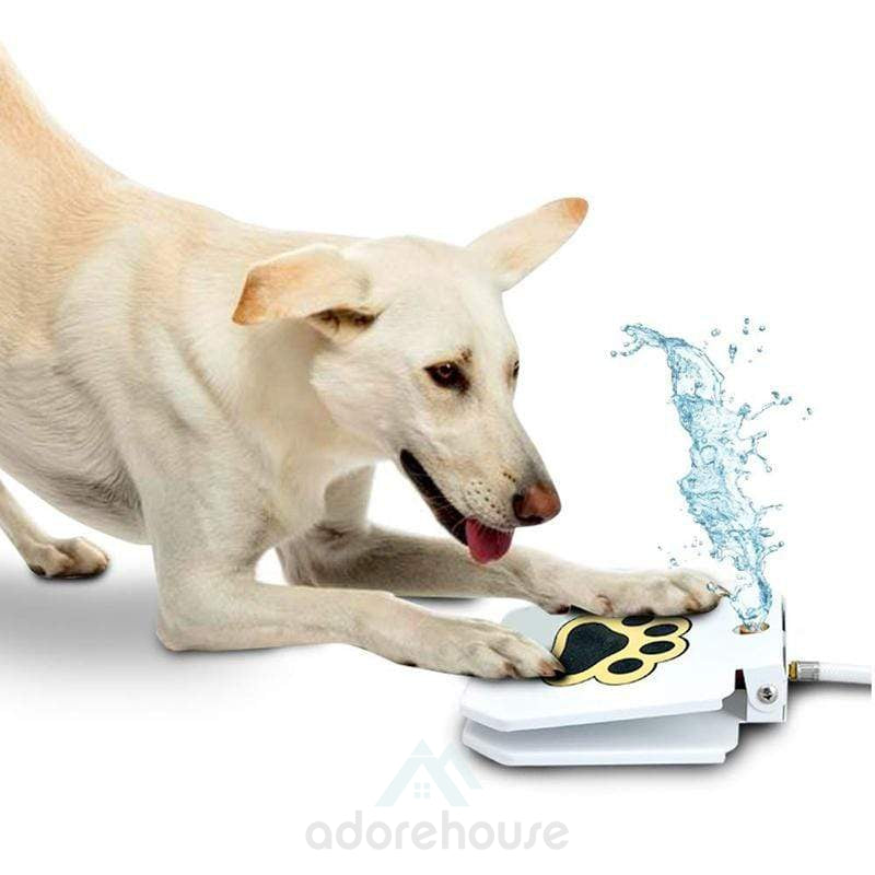 Dog Outdoor Automatic Water Fountain Feeder-Dogs-Adorehouse.com