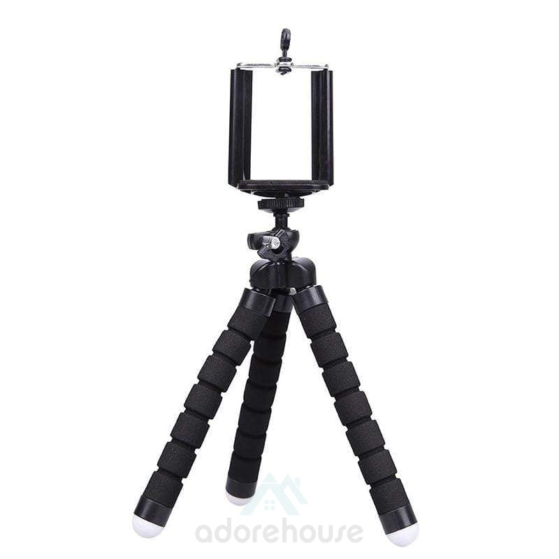 Flexible Tripod holder for Mobile Phone Camera-Phone Accessories-Adorehouse.com