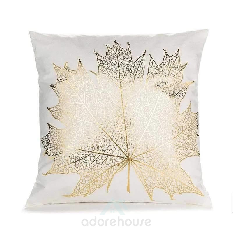 European Lumbar Throw Pillow Cover-Decorative Pillows-Adorehouse.com