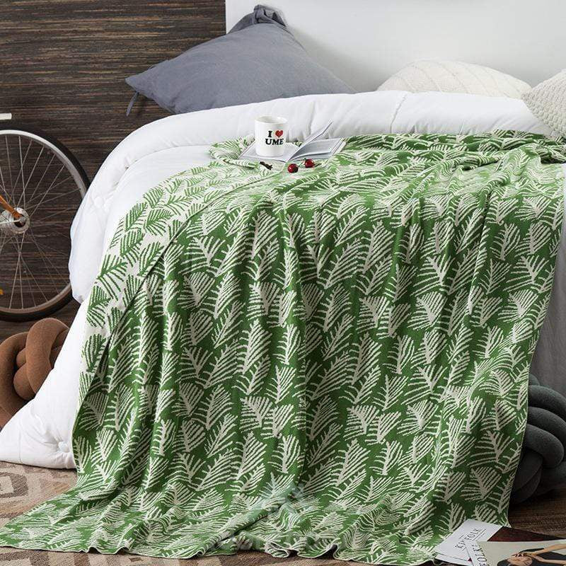 Soft Elegant Air Conditioned Blanket-Quilts & Bedspreads-Adorehouse.com