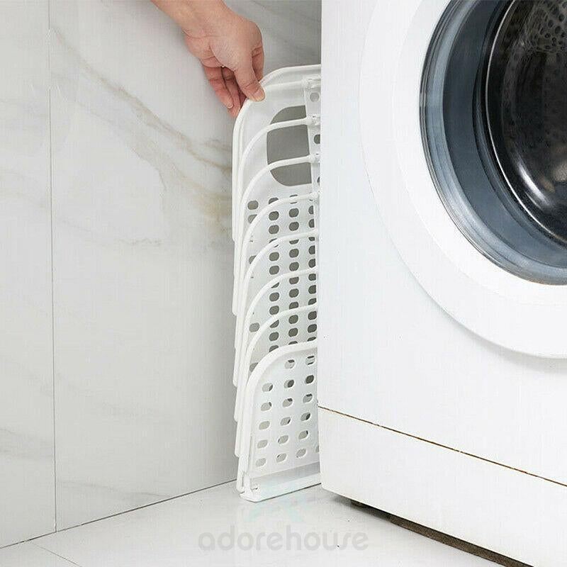 Multi-function Foldable Laundry Basket with Handle-Bathroom Storage-Adorehouse.com