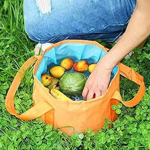 Portable Thickening Washbasin Outdoor Bucket-Fruit & Vegetable Tools-Adorehouse.com