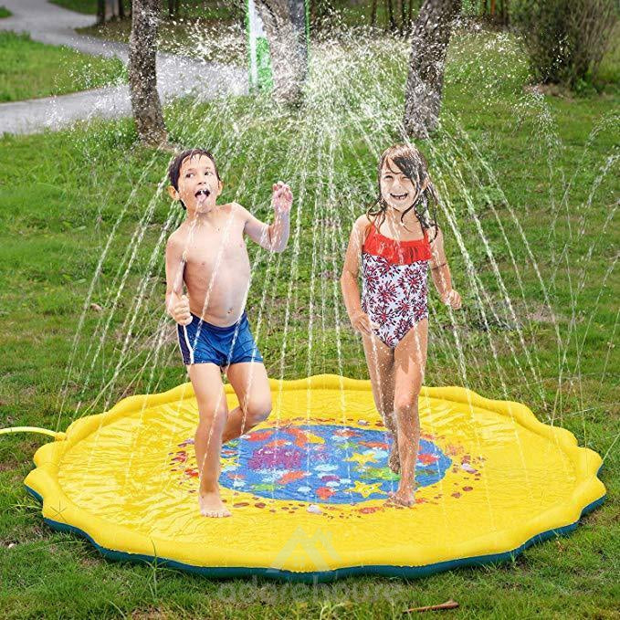 "68"" Outdoor Water Play Pad-Sports & Leisure-Adorehouse.com"
