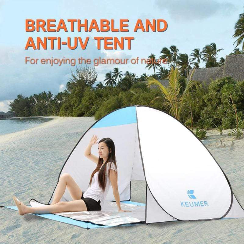 Automatic Easy Outdoor Pop-Up Tent-Sports & Leisure-Adorehouse.com