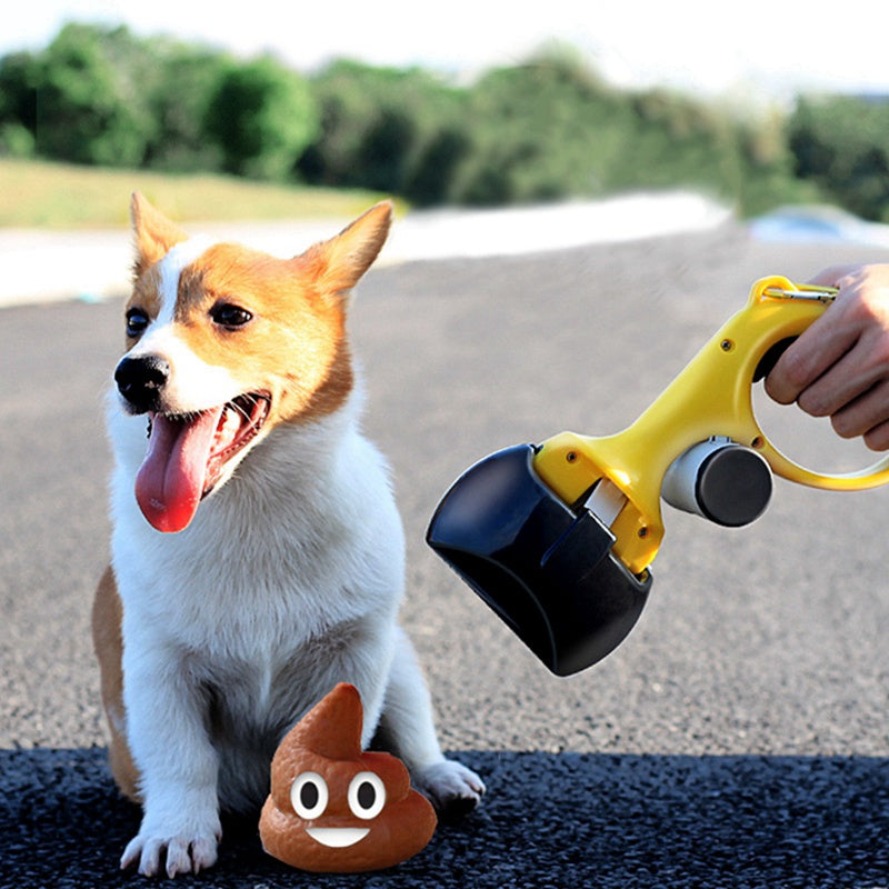 Portable Pet Dog Toilet Picker Pet Dog Shit Clip