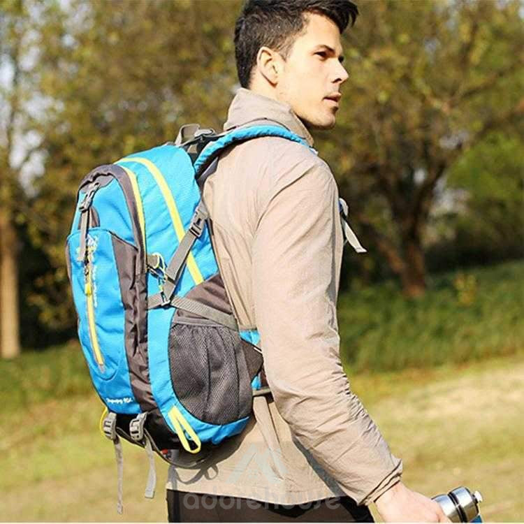 Breathable Rucksack Waterproof Sports Backpack-Backpacks-Adorehouse.com