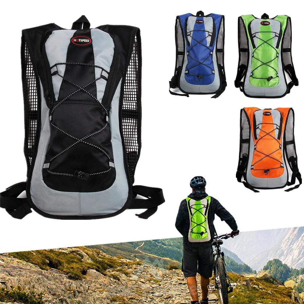 Lightweight Waterproof Breathable Cycling Backpack-Backpacks-Adorehouse.com