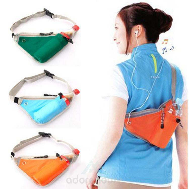 Triangular Pocket Sport Waist Packs-Waist Packs-Adorehouse.com