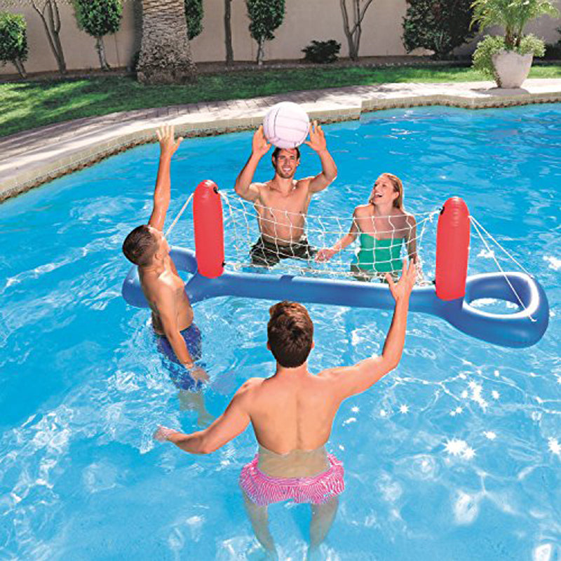 Inflatable Pool Party Float Volleyball  Water Games