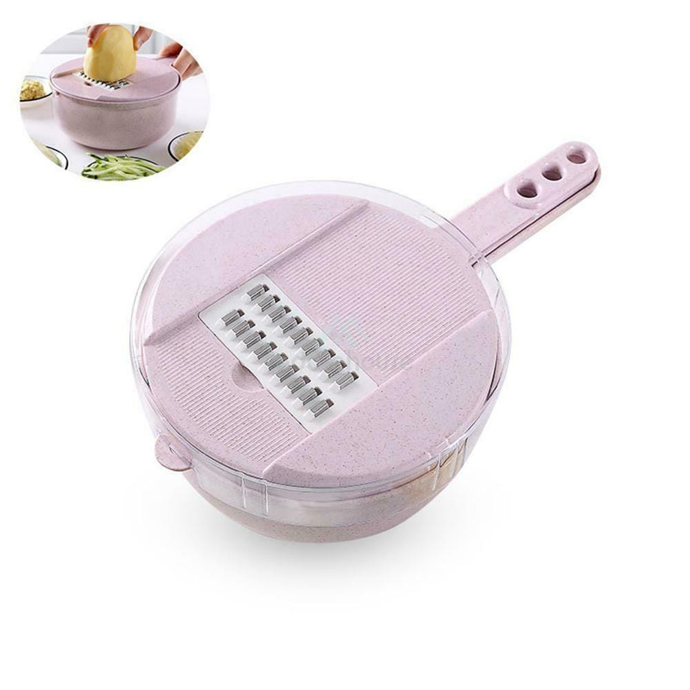 9-in-1 Multi-function Easy Food Chopper-Fruit & Vegetable Tools-Adorehouse.com