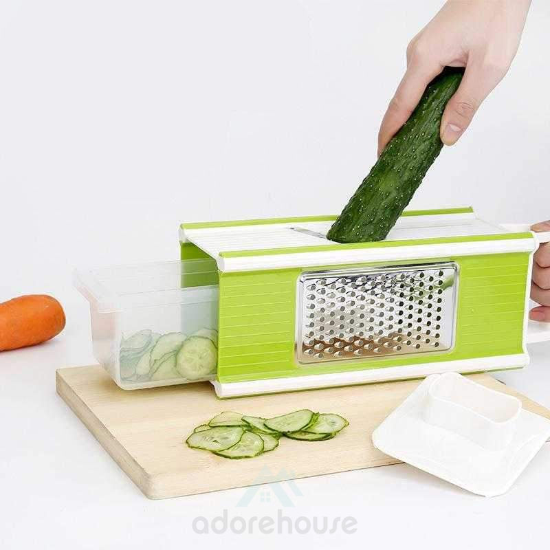 Multifunctional Vegetable Cutter Slicer Tool-Fruit & Vegetable Tools-Adorehouse.com