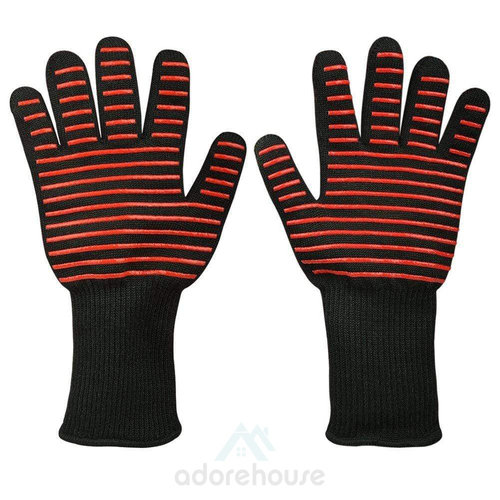 Super Resistant Fireproof Gloves-Kitchen Tools & Gadgets-Adorehouse.com
