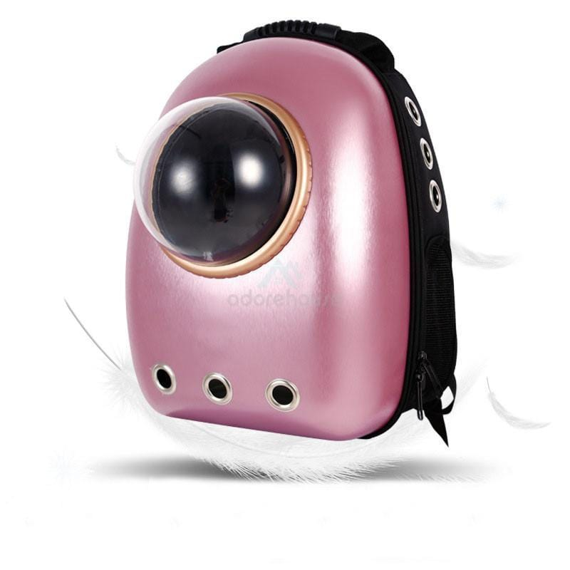 Breathable Travel Space Capsule Pet Carrier Backpack-Dogs-Adorehouse.com