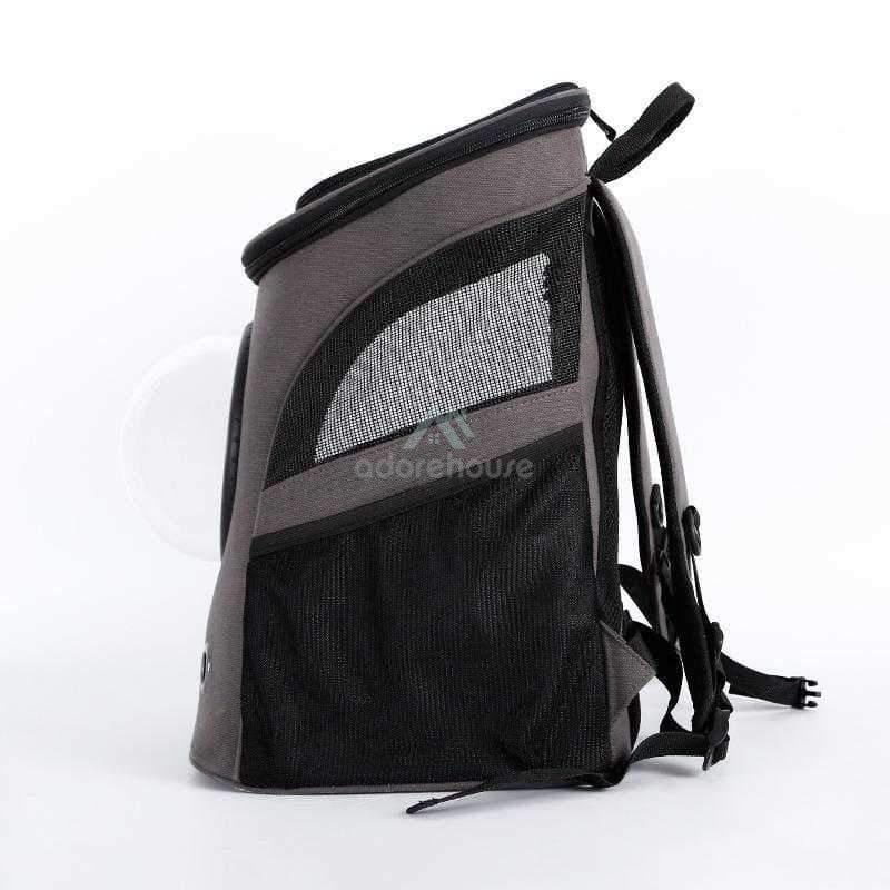Astronaut Travel Space Capsule Pet Carrier Backpack-Cats-Adorehouse.com