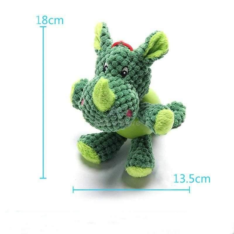Cute Durable Teeth Chewing Squeaky Dog Toy-Dog-Adorehouse.com