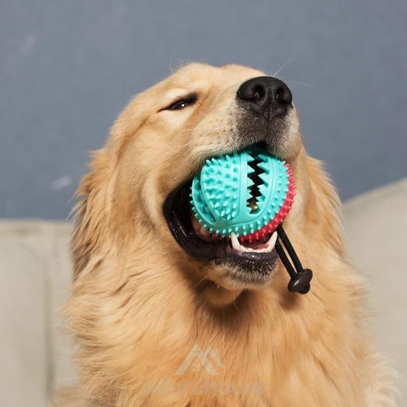 Suction Cup Pet Molar Leakage Food Toy-Dog Supplies-Adorehouse.com