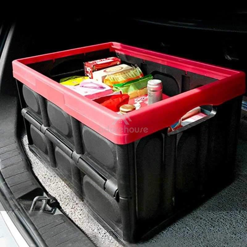 Large Capacity Collapsible Car Trunk Organizer-Household Storage-Adorehouse.com