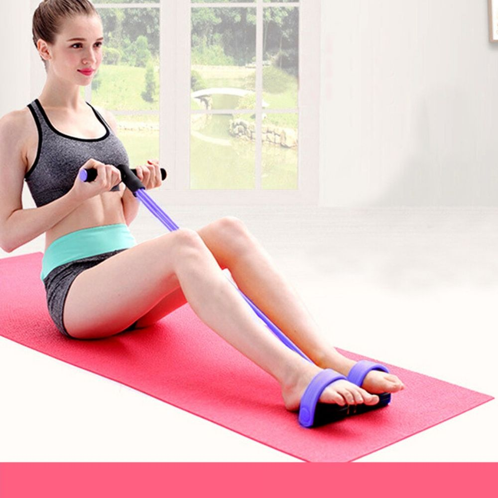Pull Rope Expander Resistance Trainer Resistance Band