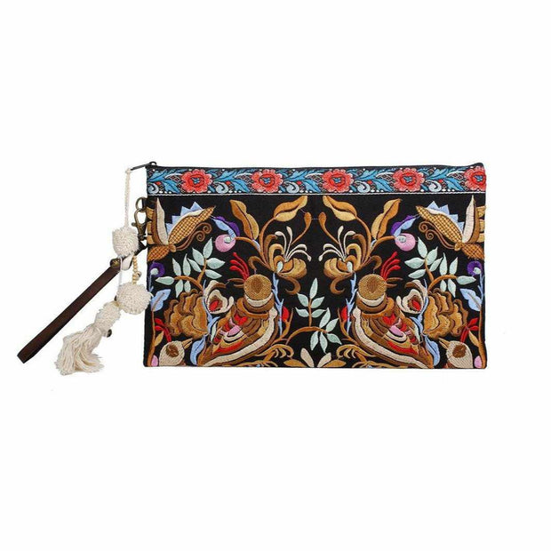 Bird wristlet Bag - Thailand-Shop All-Lumily