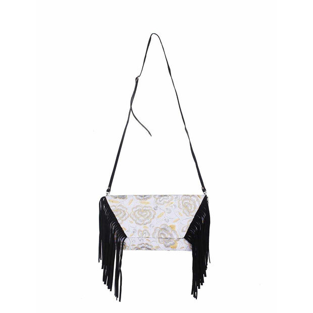 Boho Tribal Crossbody Bag - Thailand-Bags-Lumily