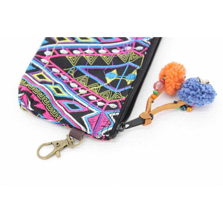 Culturas Sugar Skull Coin Purse (Assorted) - Thailand