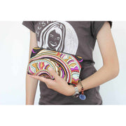 Handcrafted Tribal Wallet - Thailand-Shop All-Lumily