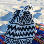Summer Crochet Chevron Bag - Guatemala-Shop All-Lumily