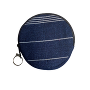 Circle Huipil Coin Purse / Keychain - Guatemala-Shop All-Lumily