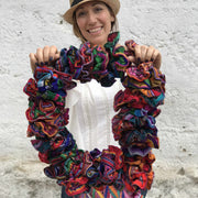 Sustainable Hair Scrunchie - Guatemala-Shop All-Lumily