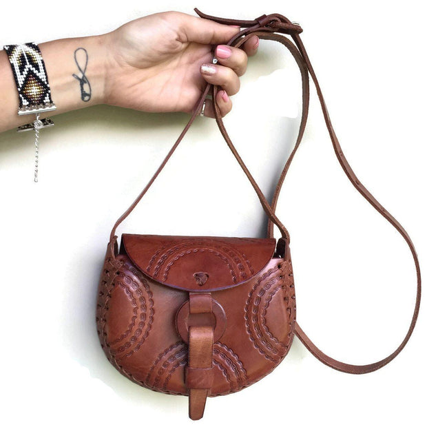 Leather Alicia Purse - Mexico