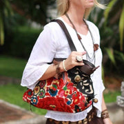 Applique Artista Purse - Thailand