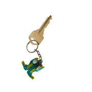 Baby Frog Key Chain - Guatemala-Shop All-Lumily