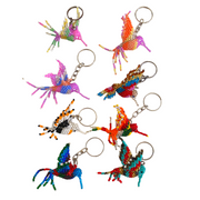 Baby Hummingbird Key Chain - Guatemala-Shop All-Lumily
