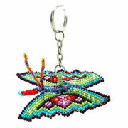 Butterfly Key Chain - Guatemala
