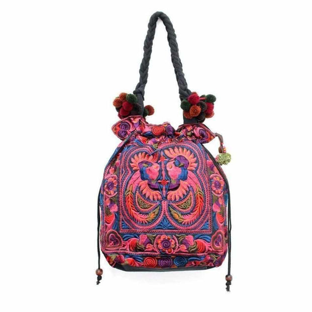 Cinch Purse - Thailand-Bags-Lumily Fair Trade