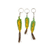 Corn Keychain - Guatemala-Shop All-Lumily