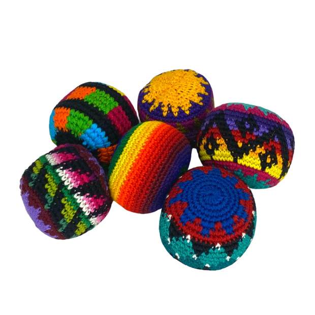 Hacky Sack - Guatemala-Shop All-Lumily