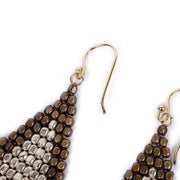 Diamond Beach Earrings - Thailand-Jewelry-Lumily Fair Trade