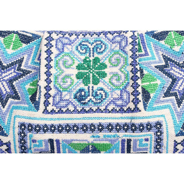 Embroidered Northern Star Wristlet - Thailand-Bags-Lumily Fair Trade