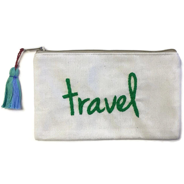 Evolve Cosmetic Clutch Bag - Guatemala-Bags-Lumily Fair Trade