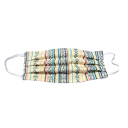 PRE-ORDER: Pleated Face Mask with Filter Pocket - Guatemala-Apparel-Lumily Fair Trade
