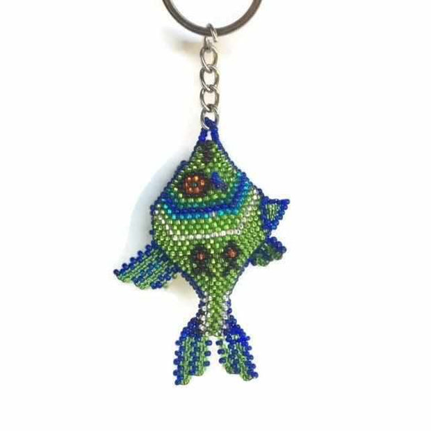 Fish Key Chain - Guatemala