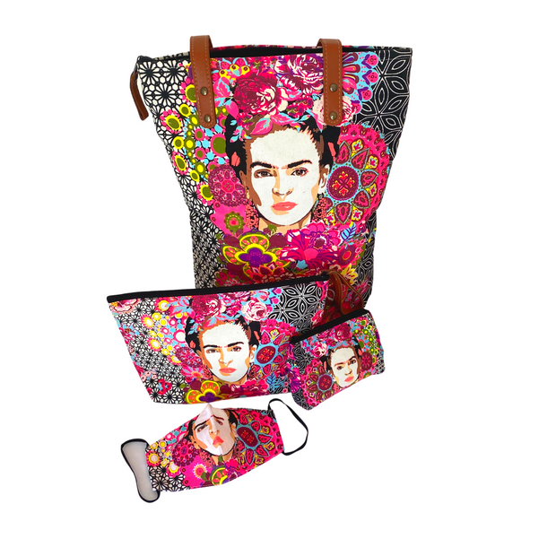 Frida Kahlo Coin Purse - Thailand-Lumily