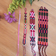 Friendship Woven Bracelet (4 Sizes) - Mexico-Shop All-Lumily Fair Trade