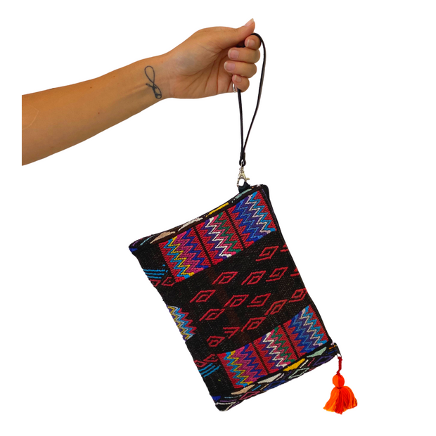Gitane Wristlet - Guatemala-Shop All-Lumily