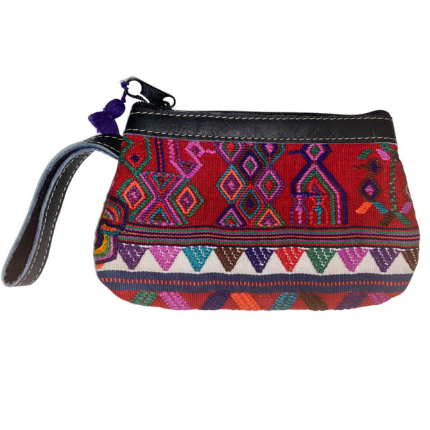 Gloria Wristlet - Guatemala-Shop All-Lumily